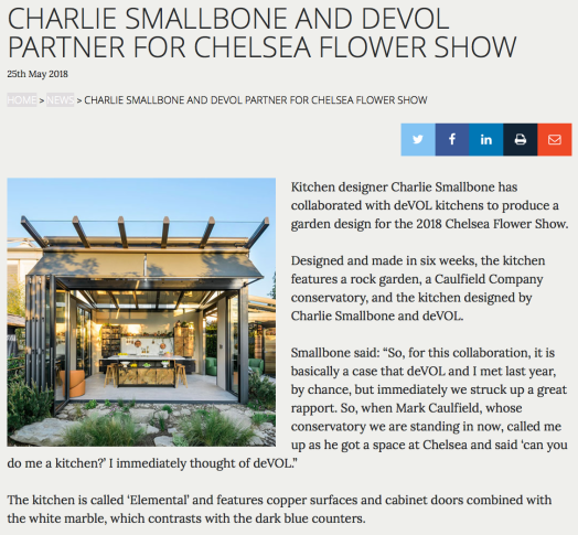 charlie-smallbone-and-devol-partner-for-chelsea-flower-show/